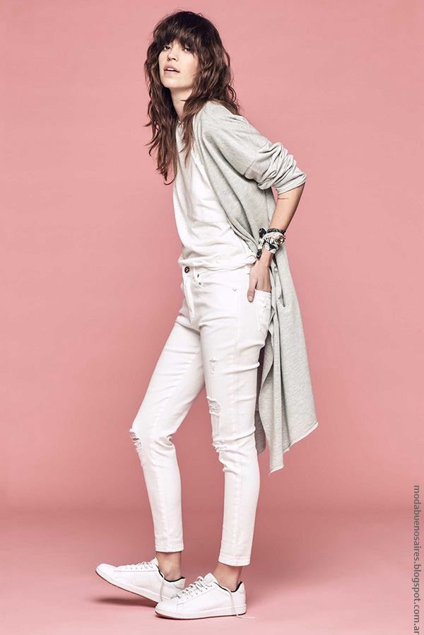 Moda mujer de moda 2017 ropa de moda mujer verano 2017.