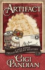 The Jaya Jones Treasure Hunt Mysteries