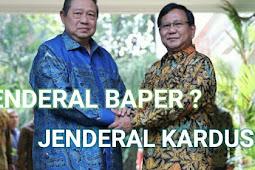 Jenderal Kardus Dan Jenderal Baper,  Seburuk Inikah Politik dan Jenderal di Indonesia?