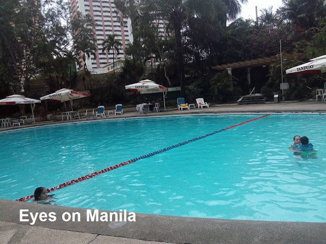 Century Park Hotel Swimming Pool