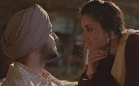 Kareena Kapoor & Diljit Dosanjh