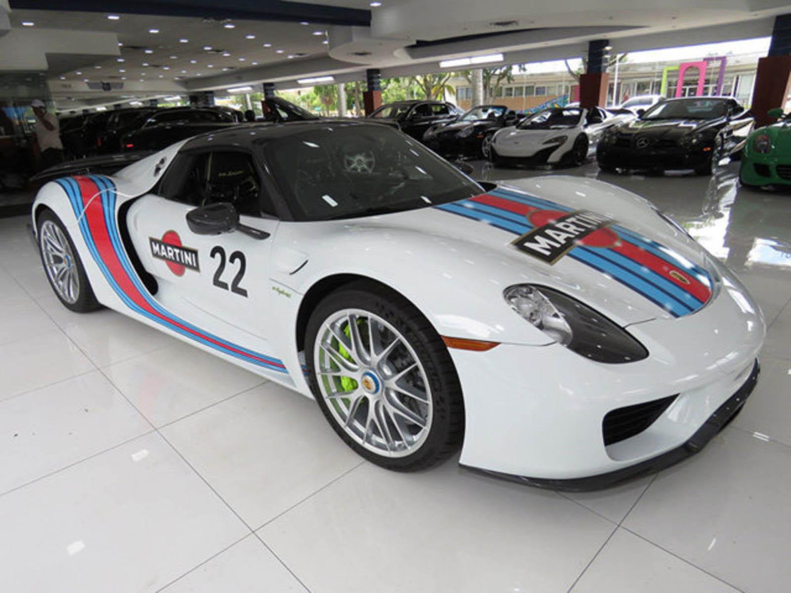 porsche-918-spyder-weissach-florida-04 Amazing Porsche 918 Spyder sold Out Cars Trend