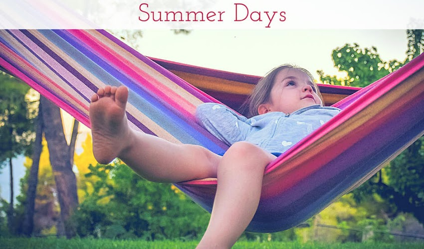 "When the Kids Cry ""Bored!"": Fun, Free, At-Home Activities For Long Summer Days"