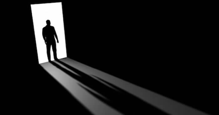 Man In Shadow