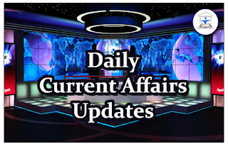 Daily Current Affairs Updates– 1st February 2016