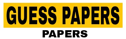 Guess Papers