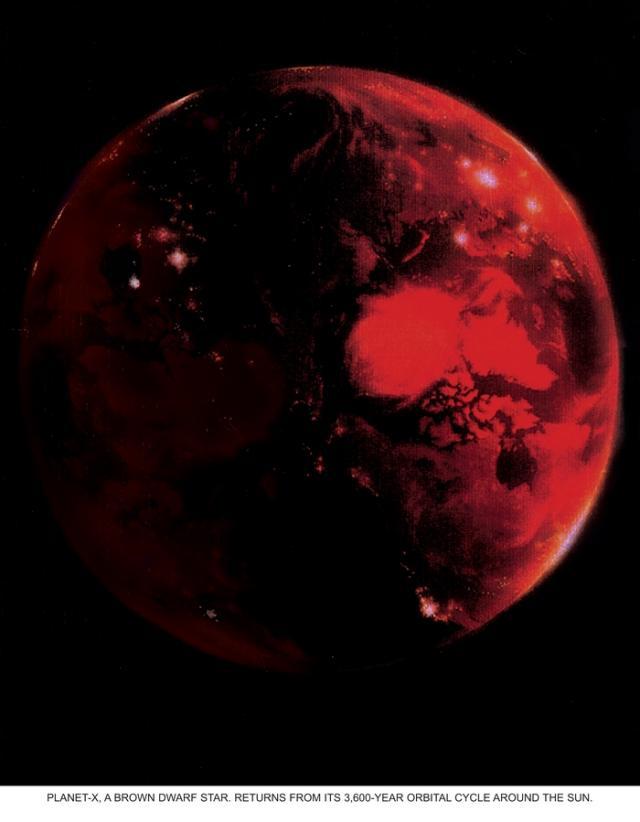 Carroll Bryant UFO Files Planet X Nibiru