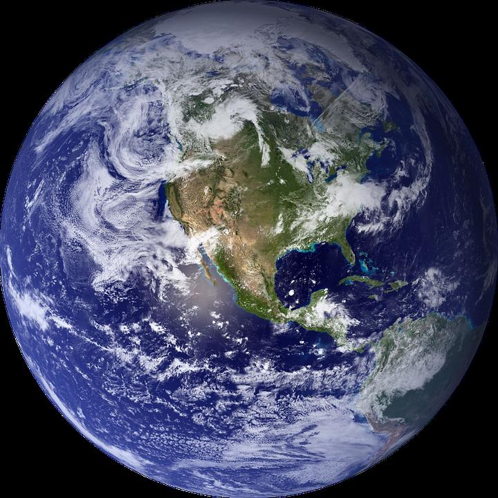 Verden   Jordens Planet
