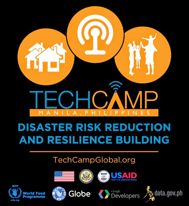 1st Philippines Disaster Risk Reduction and Response Tech Camp