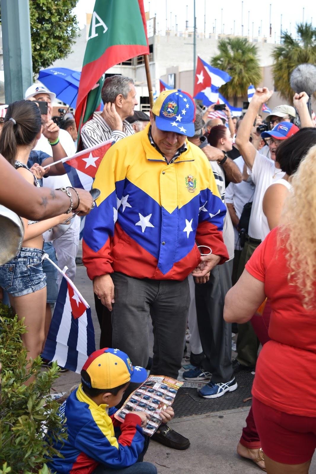 Venezuelan solidarity
