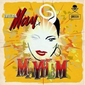 IMELDA MAY - Mayhem Los mejores discos del 2010