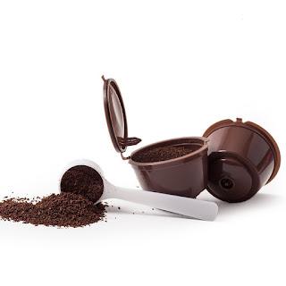 Prueba Cápsulas recargables para la cafetera Dolce gusto