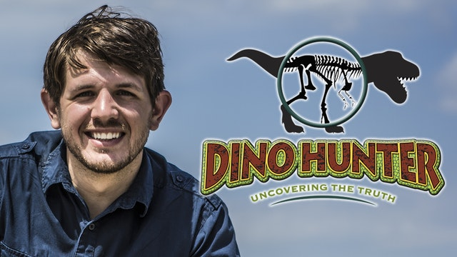 Awesome Science TV: Dino Hunter