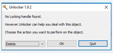 Unlocker Download PC Windows 10 64-Bit