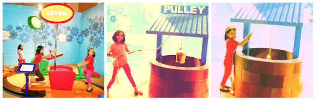 simple machines - lever and pulley