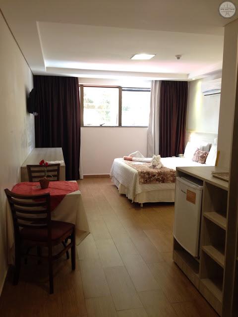 Best Western Tarobá Hotel Foz do Iguaçu apto familia