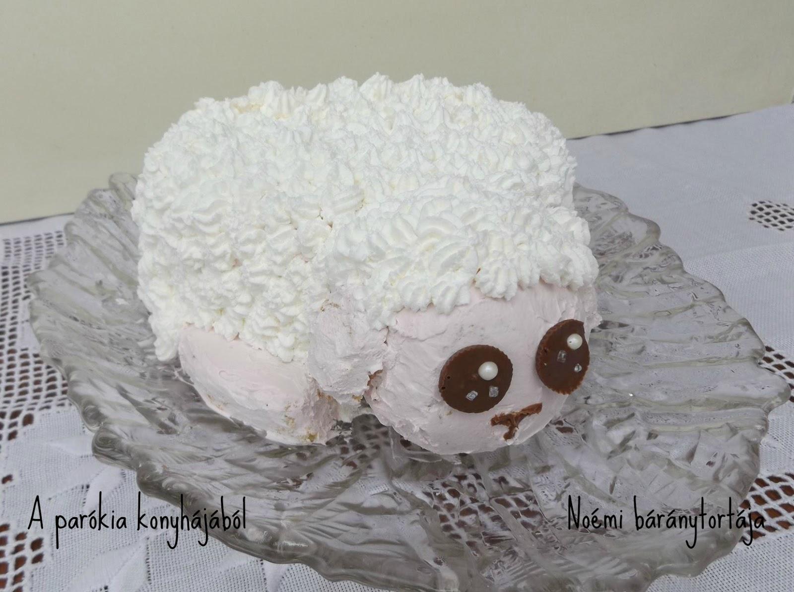 bárány torta képek A parókia konyháján túl: Húsvéti bárány torta JÁTÉKRA bárány torta képek
