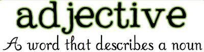 Kumpulan Adjective
