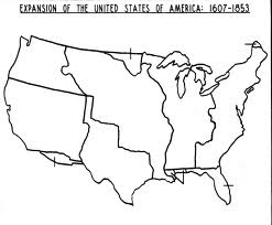 Mr. Munford's History Blog: Territorial Expansion Map