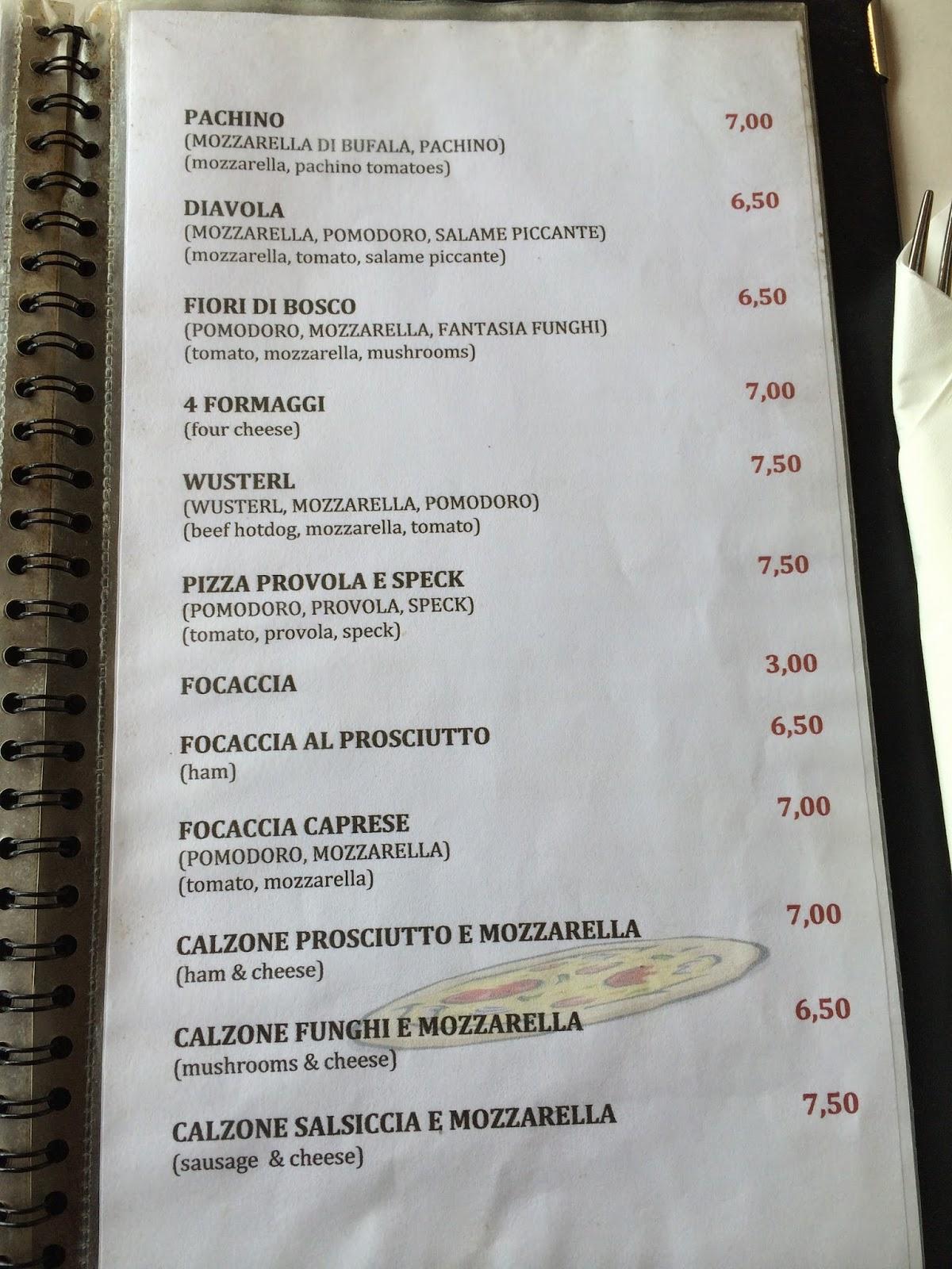 Taste of hawaii da franco all aventino rome italy more pizza and calzones aiddatafo Gallery