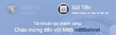 Hướng dẫn đăng ký M88 | M88Bet thành công 100%