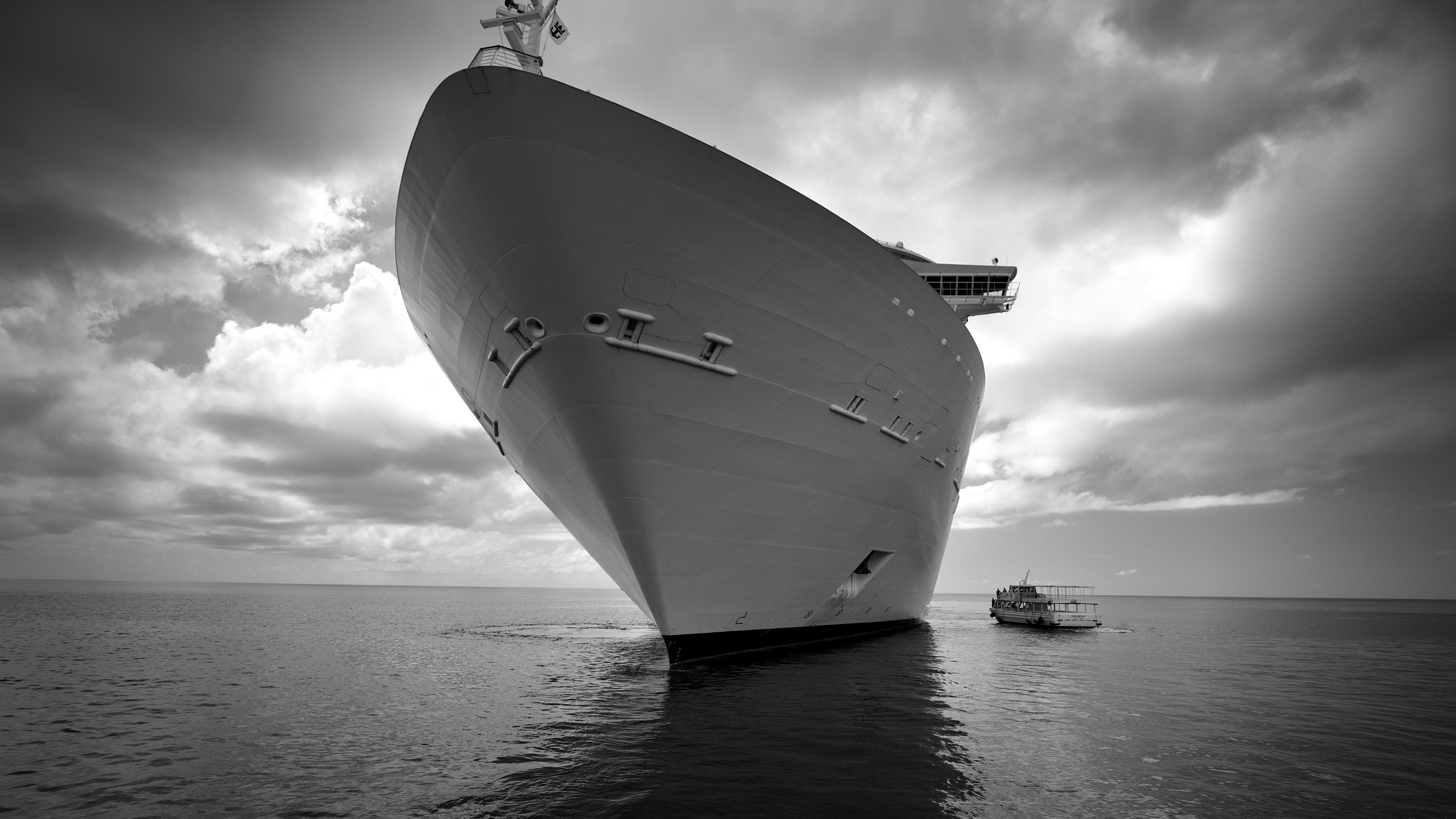 water. ocean. sea. ship. boats | hd wallpapers · 4k