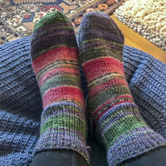 sockor, socks, stickning, knitting