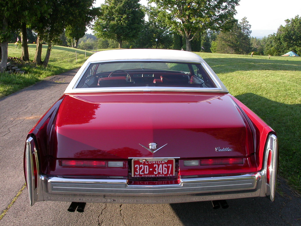 All American Classic Cars: 1975 Cadillac Coupe de Ville 2 ...