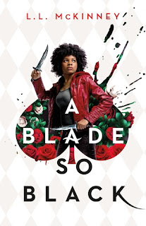 A Blade So Black, L.L. McKinney, InToriLex