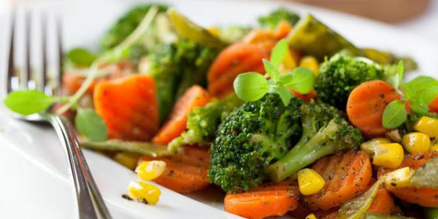 Vegetarian Adalah Pilihan Menu Sehat