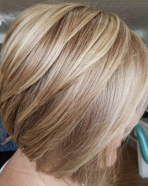 hairstyles for women over 40 2018