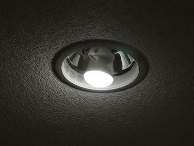 RITEX 可変式ソケット +  OHM LED電球 ミニレフランプ