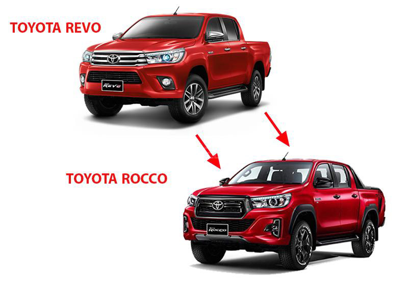 When Toyota Chr Launch In Malaysia >> Toyota 8th Generation Hilux Revo Rocco 2018 Facelift in Malaysia