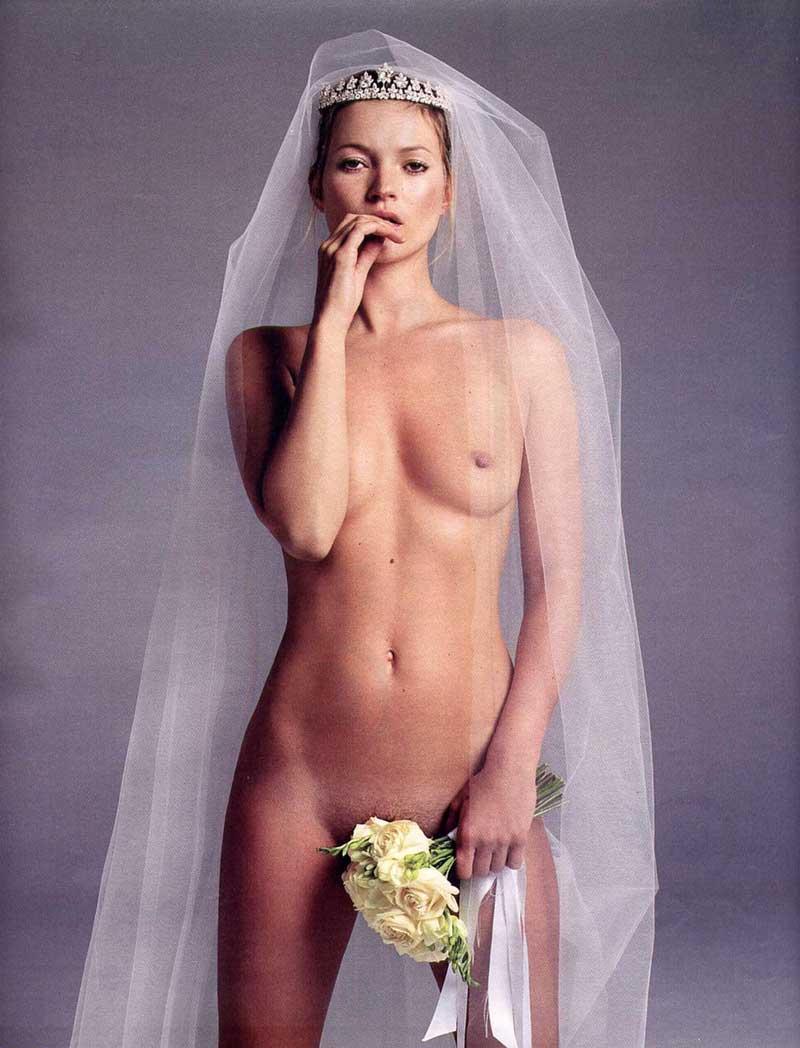 Topless bride — 7