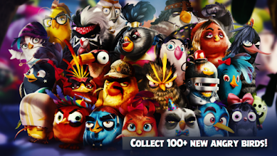 Angry Birds Evolution Mod Apk Data OBB