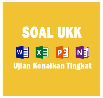 [File Pendidikan] Download Soal UKK (Ujian Kenaikan Kelas) Mata Pelajaran B. Inggris SD Kelas 3