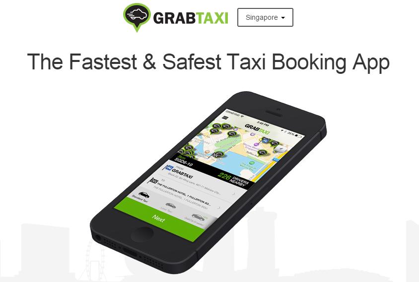 軟銀東南亞最大投資案,2.5億美元挹注GrabTaxi