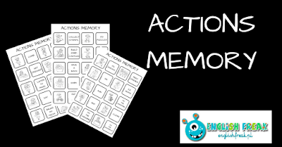 Actions Memory