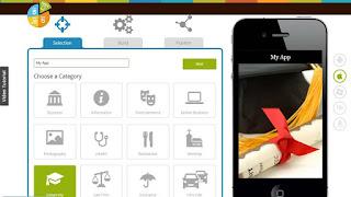 Membuat Aplikasi Android Tanpa Coding - Appypie