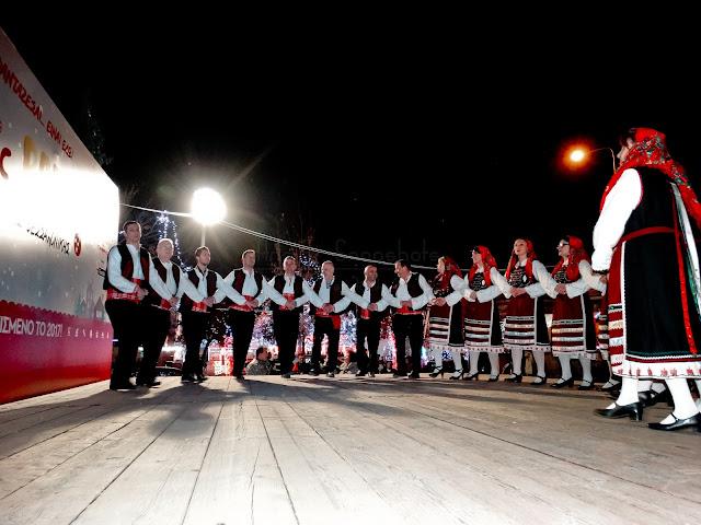 """Παραδοσιακοί και λαϊκοί χοροί από """"το Σεργιάνι"""" στο Funtastic Park"""