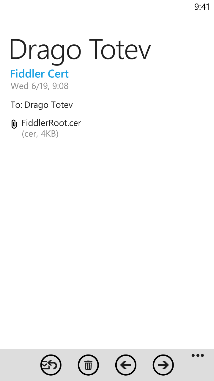 Unified Communications with Microsoft: Configure Fiddler