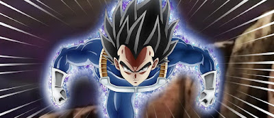 Dragon Ball Super Vegeta Ultra Instinc