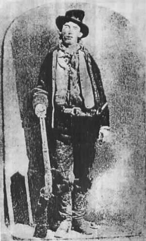 Billy the Kid (1879-1880)