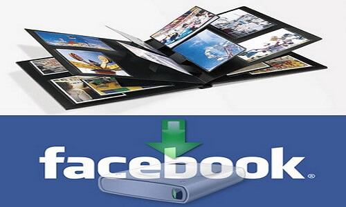 طريقة رفع الصورة على الفيسبوك Facebook, بدون, تحميلها ,من ,الكمبيوتر