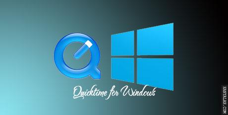Dukungan Quicktime for Windows