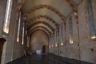 Toulouse. Convent dels Jacobins - Refectori