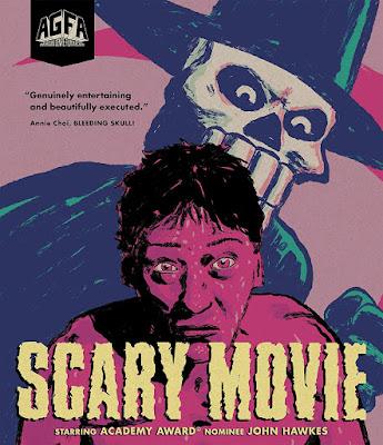 Scary Movie 1991 Bluray Dvd Combo