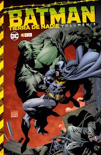 Batman Tierra de nadie Vol 3