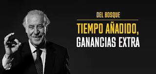 bwin Dobla tu premio con Del Bosque en el 90'+ mundial 2018