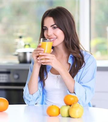 فوائد عصير البرتقال للكبار